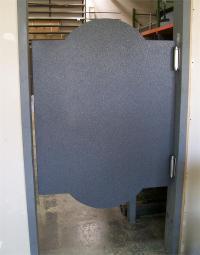 Half Size Swing Doors - Swinging Cafe Doors On Sale ...