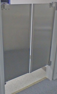 Restaurant Kitchen Doors In Stock -Stainless Steel Doors ...