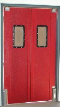 Restaurant Kitchen Traffic Doors | Pro Tuff Doors ...