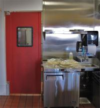 Restaurant Kitchen Traffic Doors - Restaurant Doors In ...