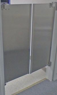 Stainless Steel Doors In Stock - Cafe Swing Doors ...