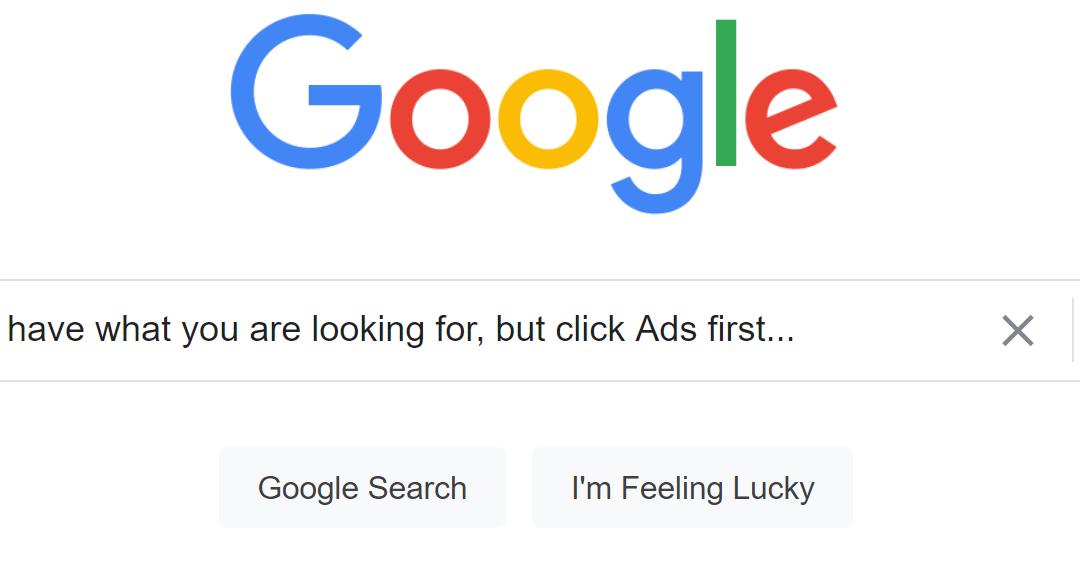 How Google Ruined Online Marketing