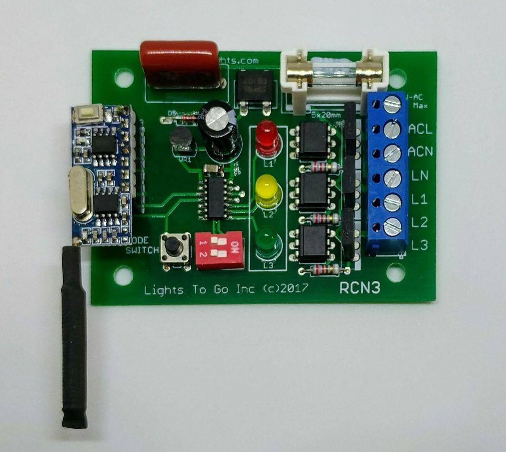 medium resolution of rcn3 remote control traffic signal system