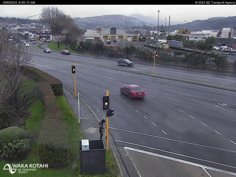 Dunedin traffic cam.