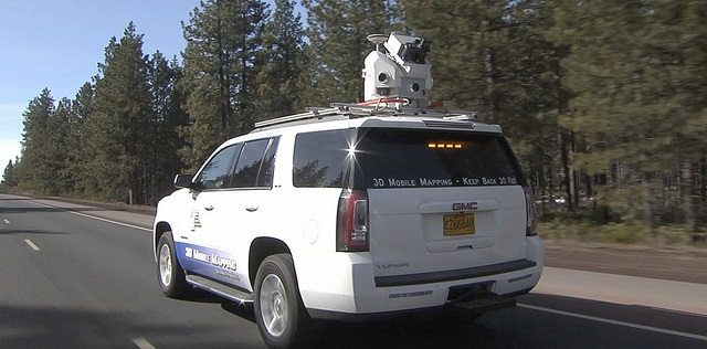 Lasers on Wheels How Mobile Terrestrial LiDar Scanning Helps Fix US Infrastructure  Traffic