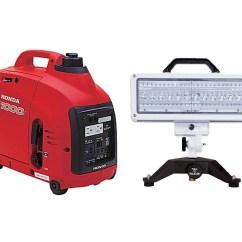 Yamaha Portable Generator Wiring Diagram For Led Light Bar With Relay Honda Eu2000i 1600 Watt Inverter