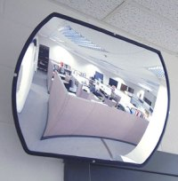 Security Mirrors, Safety Mirrors and Convex Mirrors on Sale