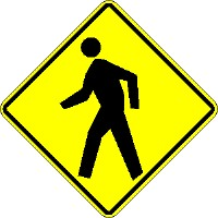 Pedestrian Crossing Advance