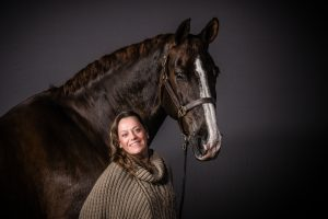 Equine studio by Trafford Photography