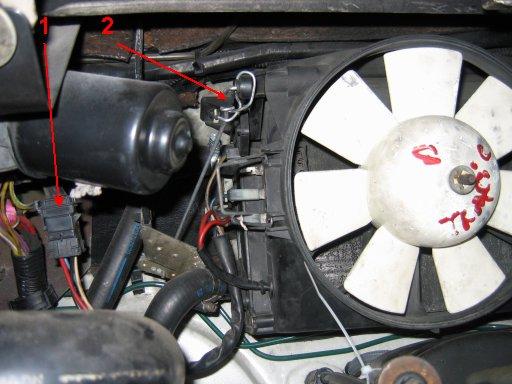 Le Trafic amnag dOlivier Collonge  Bricolages  Le ventilateur de cabine ronfle