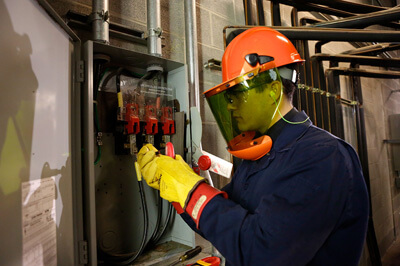 Curso de arc flash