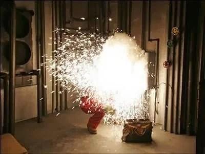 analisis de riesgo de arco electrico o análisis de arco eléctrico