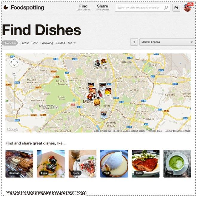 Fotografia de comida - Tragaldabas Profesionales - Foodspotting
