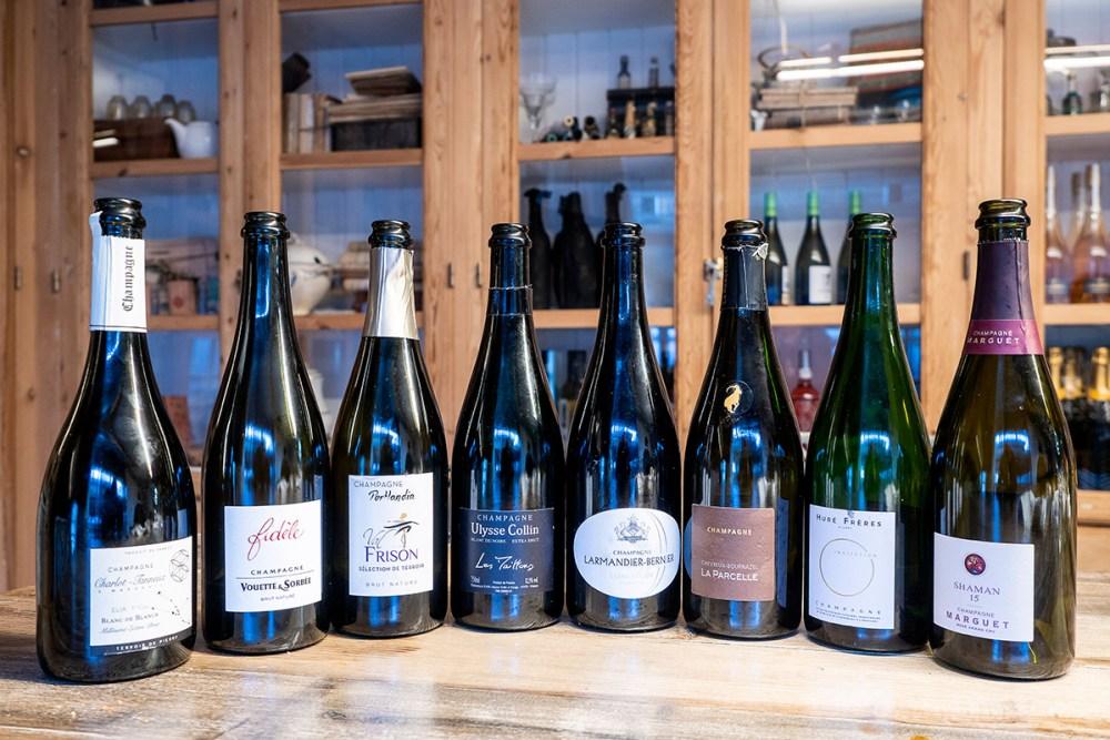 restaurante-efimero-madrid-champan-champagne