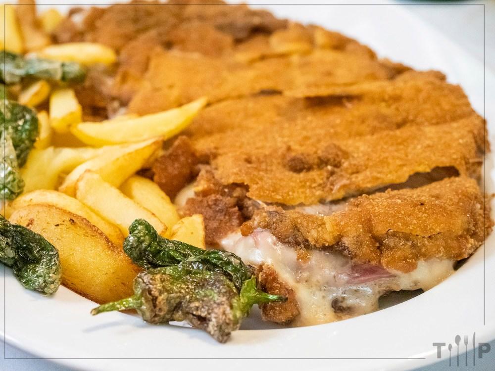 Cachopo - Restaurante El Ñeru