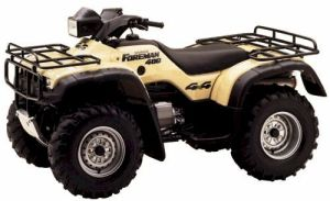 Honda Foreman 400 Tires : 4 Ply, 6 Ply and 8 Ply Radial