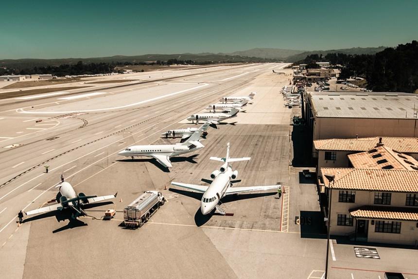 Del Monte Aviation in Monterey - 100 Sky Park Dr, Monterey, CA 93940