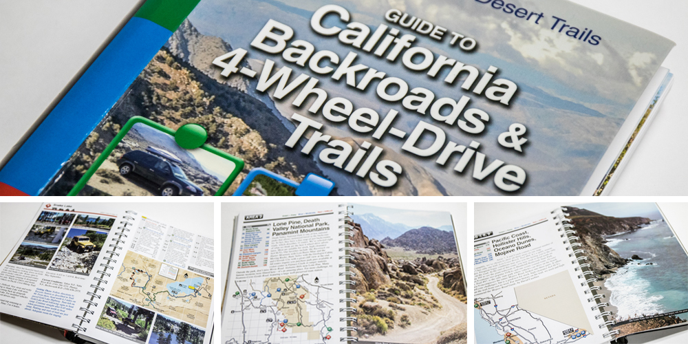 California 4x4 Trails Book Review