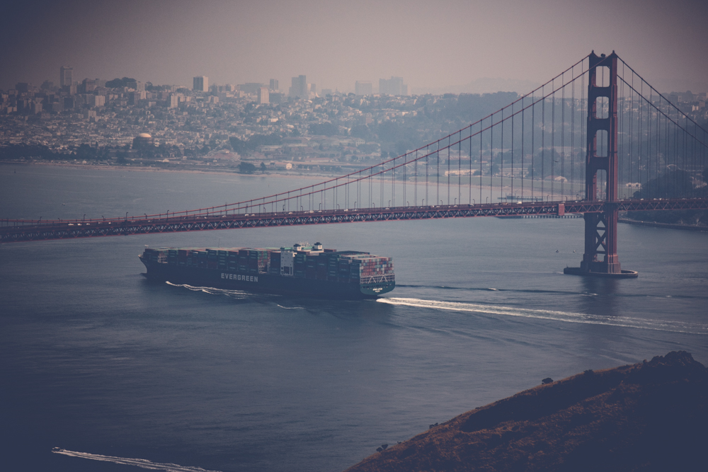 Best Photography Spots - Marin Headlands - Golden Gate Bridge