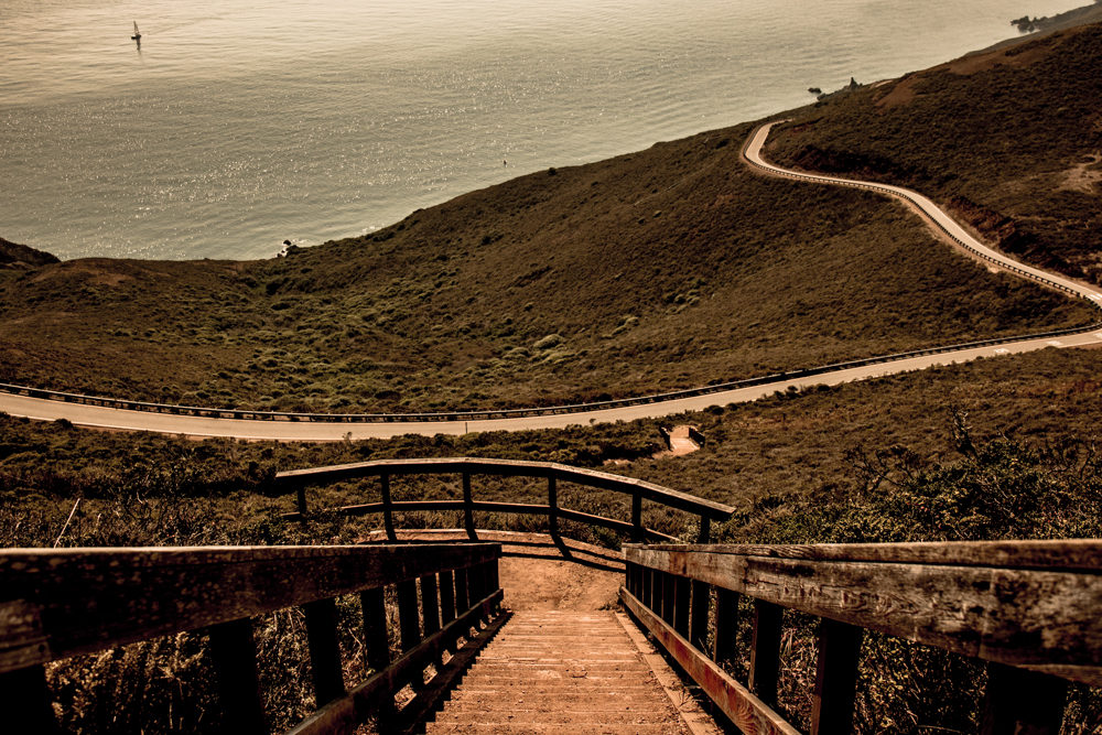Best Photography Spots - Marin Headlands - Hawk Hill