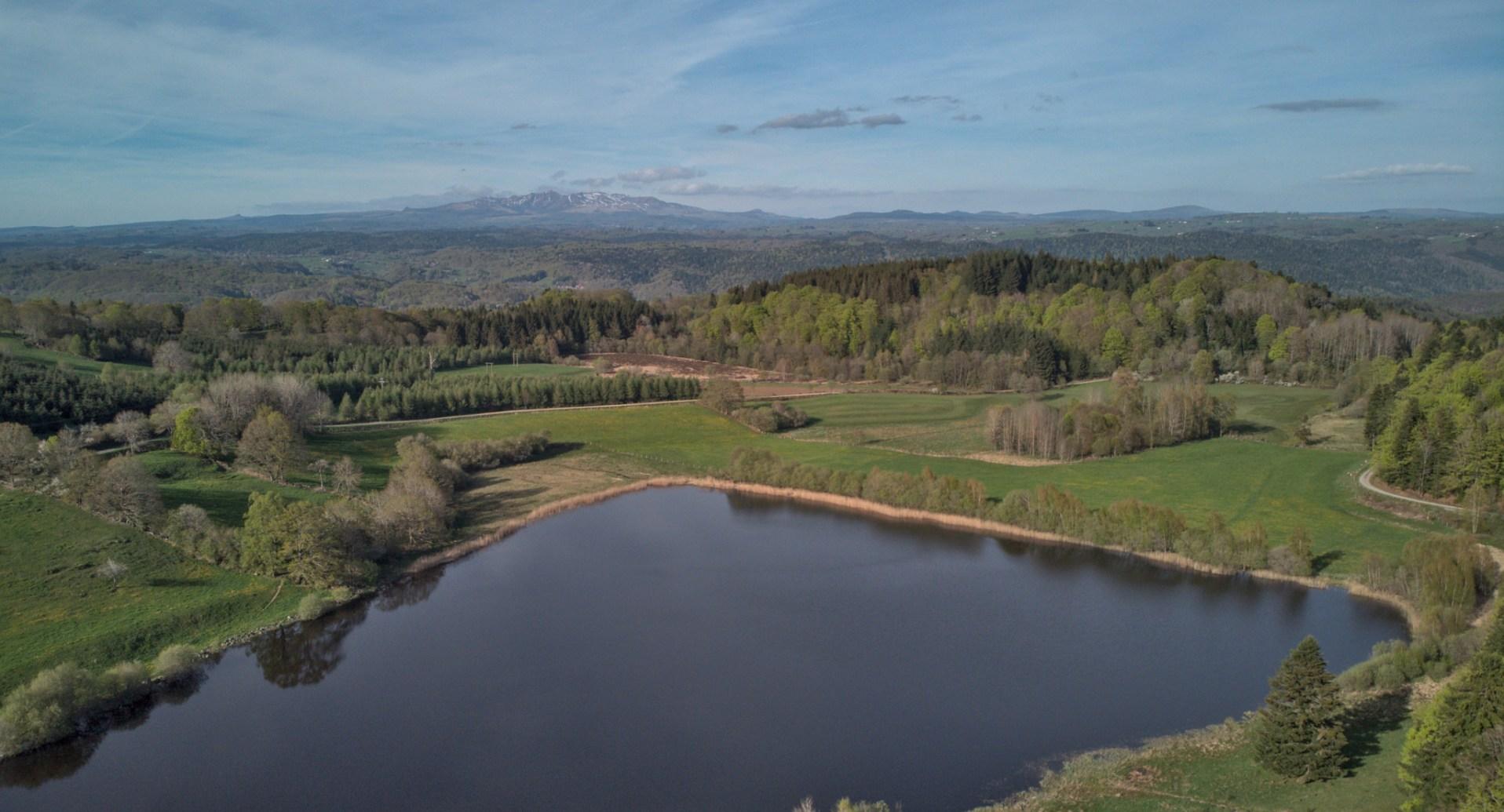 Lac Mont de Bélier