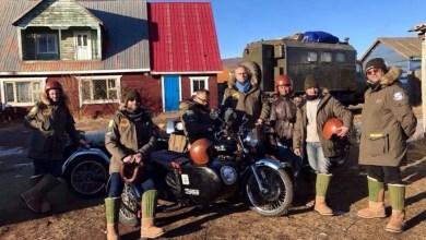 Photo of Frozen Ride 2017 – Une aventure extrême sur le lac gelé du Khösvgöl