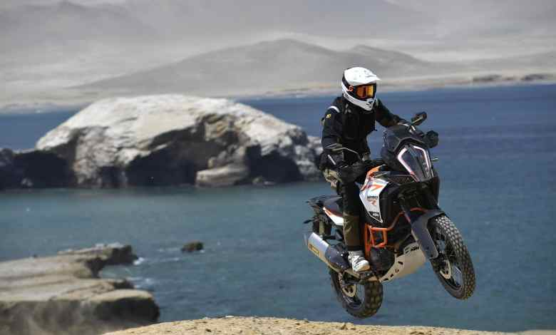 Photo of Essai KTM 1290 Super Adventure R