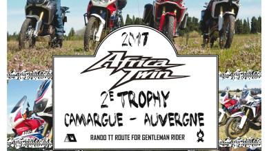 Photo of Deuxième édition de la rando «Africa twin Trophy»