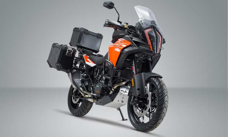 Photo of Sw-Motech équipe la KTM 1290 Super Adventure S