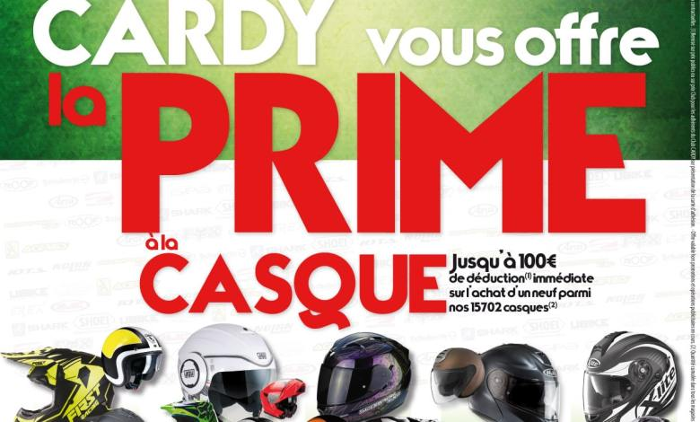 Photo of Prime à la casque par Cardy !