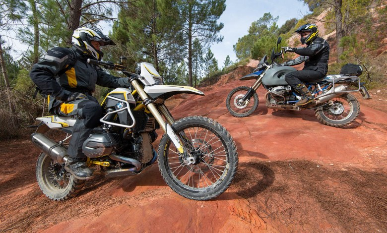 Photo of TOURATECH RAMBLER vs BMW HP2