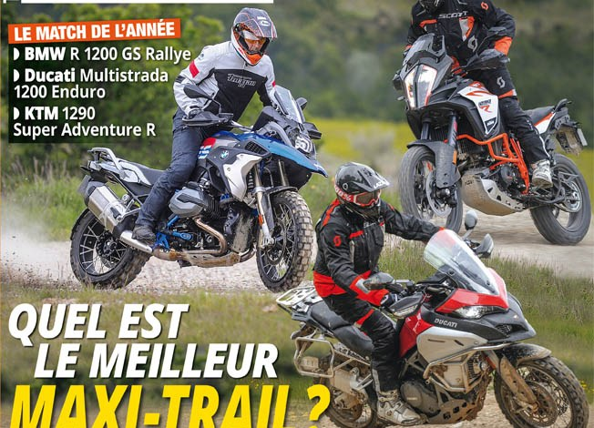 Photo of Trail Adventure n°10 en kiosque