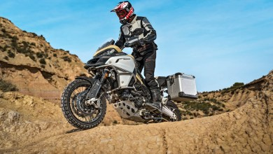 Photo of Ducati Multistrada 1200 Enduro : Version Pro