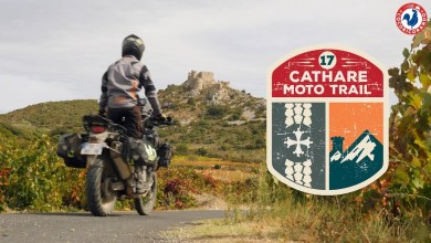 Photo of Vidéo officielle du Cathare Moto Trail 2017 de Cocoricorando