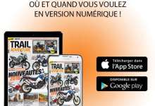 Photo of Trail Adventure sur tablette