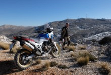 Photo of Honda Africa Twin Adventure Sports