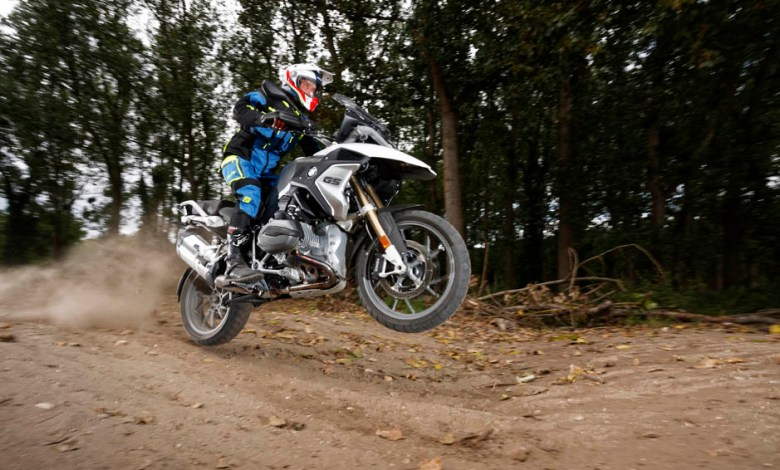 Photo of BMW R 1200 GS