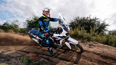 Photo of Honda CRF1000L Africa Twin DCT