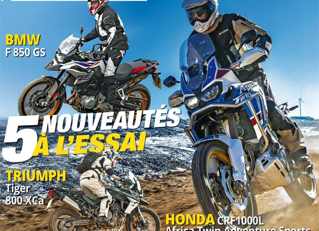 Photo of Trail Adventure Magazine n°13 est en kiosque
