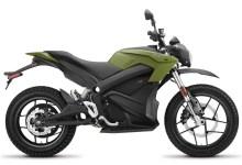 Photo of Zero Motorcycle DS 14.4