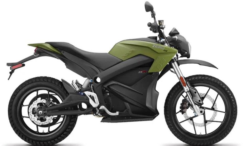 Zero Motorcycle DS 14.4