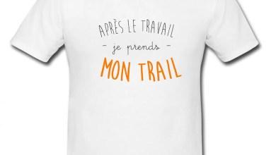 Photo of Tee-shirt TRAIL