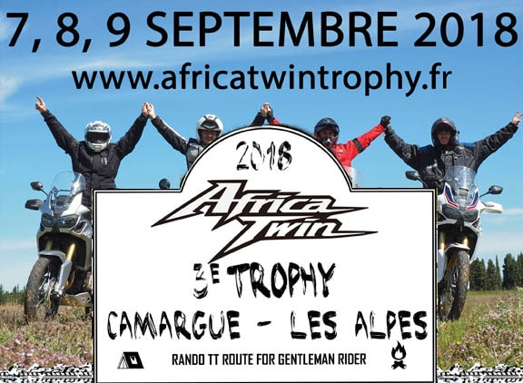 Photo of AFRICA TWIN TROPHY 2018