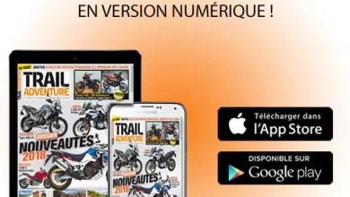 Photo of Trail Adventure sur tablette et smartphone