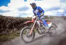 Photo of Nouvelle Honda CRF450L