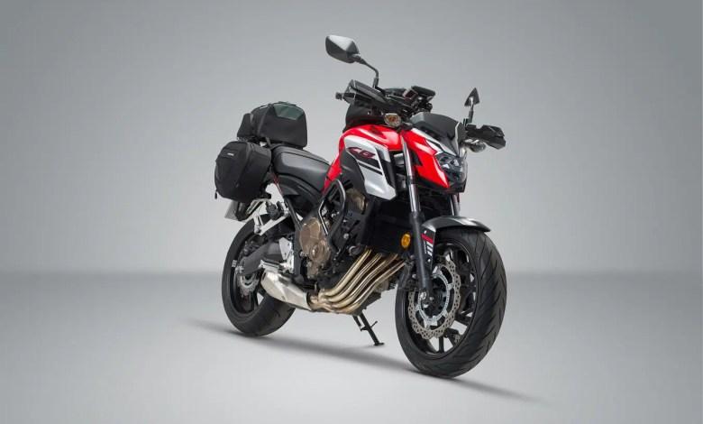 Photo of SW-MOTECH propose des équipements pour la Honda CB 650 F
