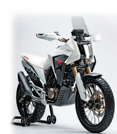 Photo of Concept Honda CB 125X : On la veut !