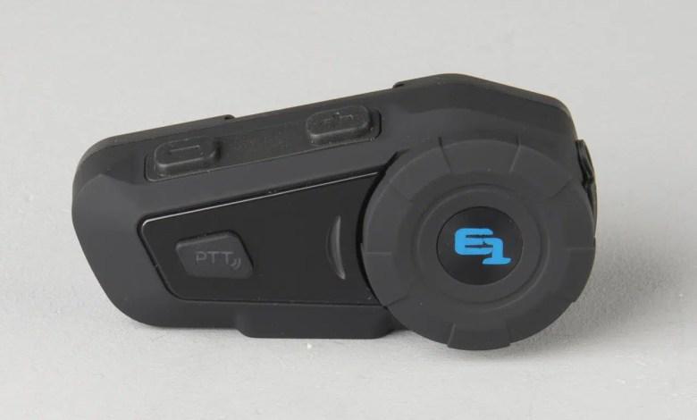 Photo of Intercom bluetooth SNELL E-1 par XLMOTO