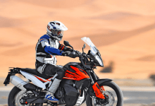 Photo of Essai KTM 790 ADVENTURE R
