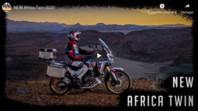 Photo of New Honda Africa Twin 2020 !